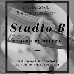 Studio B, Rua Guarani, 298-  Vila Nova, 298, 35790-000, Curvelo