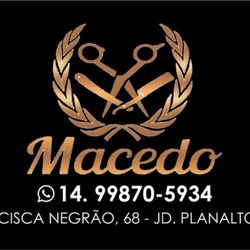 Macedo Barbearia, Rua Francisca Negrão,70, 70, 18730-000, Itaí