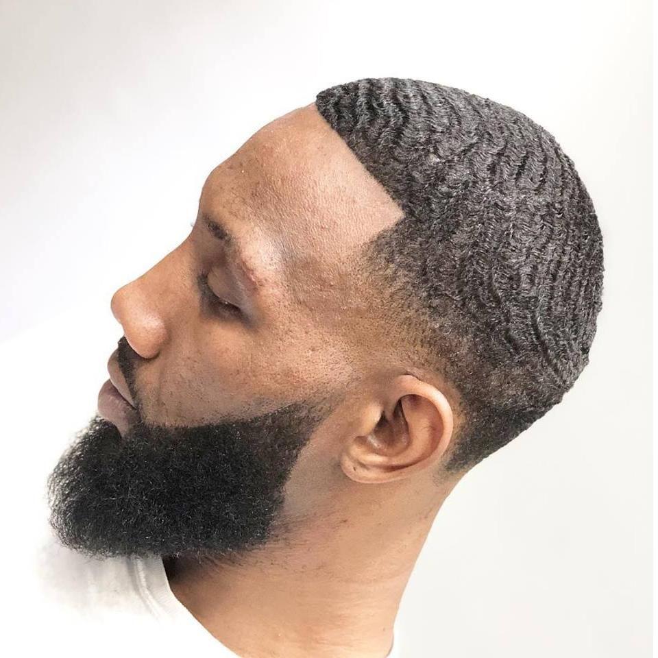 Barba - Barbearia Dill Black