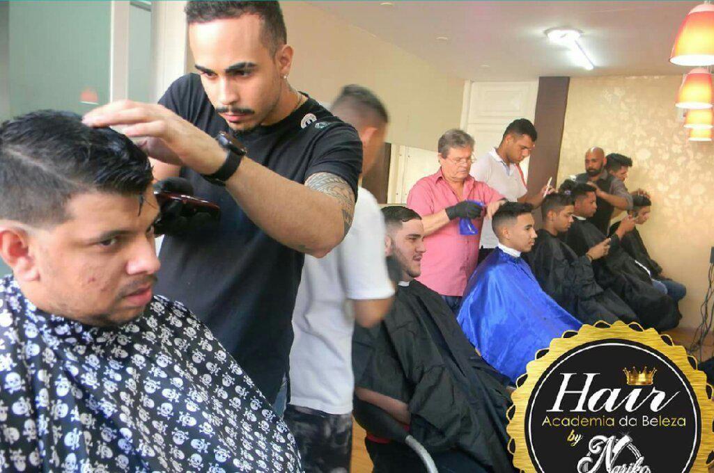 Academia de corte de pelo