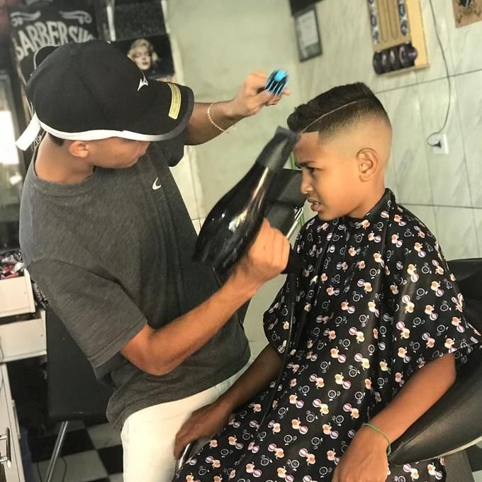 Cabelo - Barbearia Rafa Cort'$