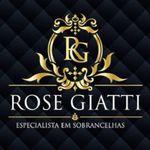 Rose Giatti Especialista em Sobrancelhas