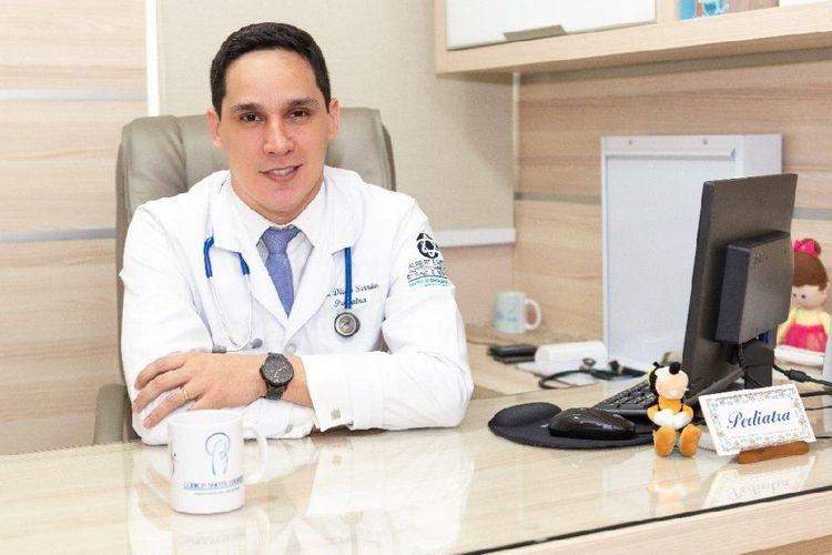Dr. Diego Serrão - Pediatra
