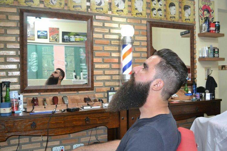 Barba Lenhador 🔝📐📏✂